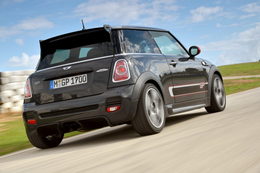 MINI John Cooper Works GP, the fastest MINI ever Image #140869