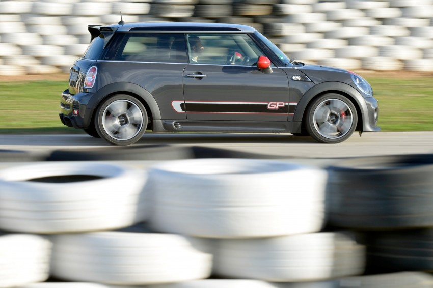 MINI John Cooper Works GP, the fastest MINI ever Image #140870