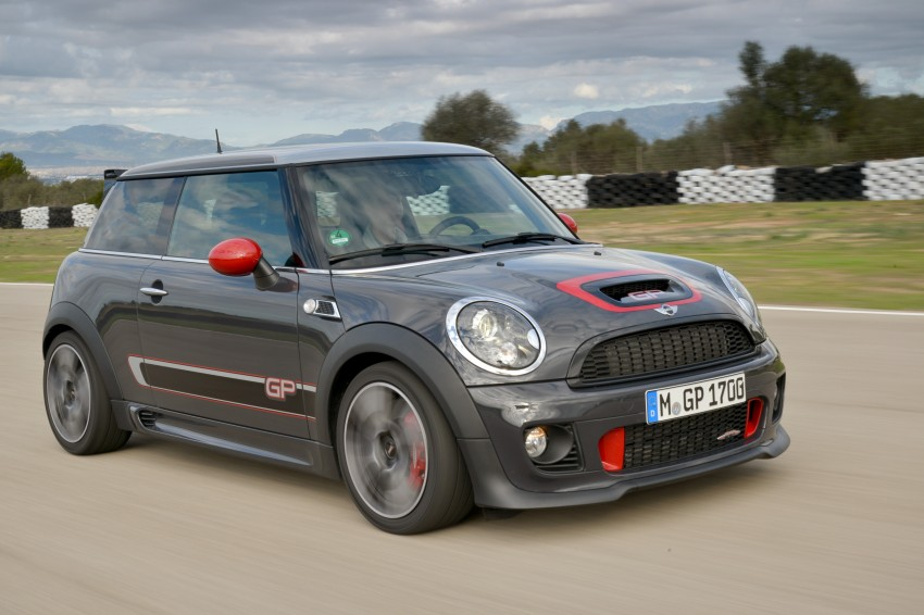 MINI John Cooper Works GP, the fastest MINI ever Image #140889