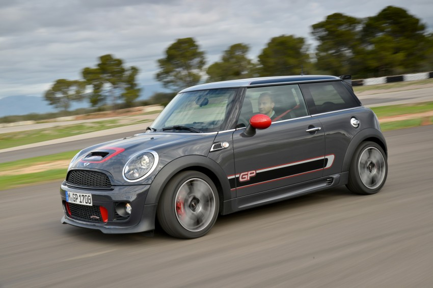 MINI John Cooper Works GP, the fastest MINI ever Image #140890