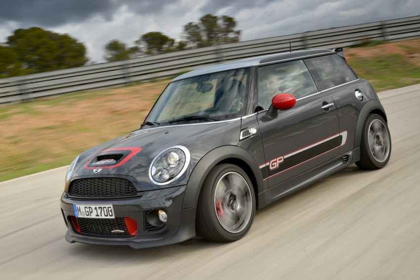 MINI John Cooper Works GP, the fastest MINI ever Image #140891