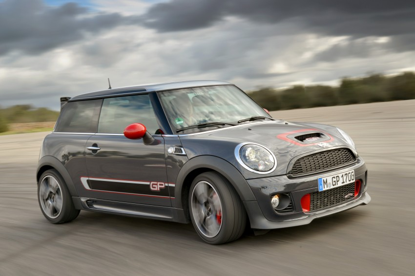 MINI John Cooper Works GP, the fastest MINI ever Image #140895