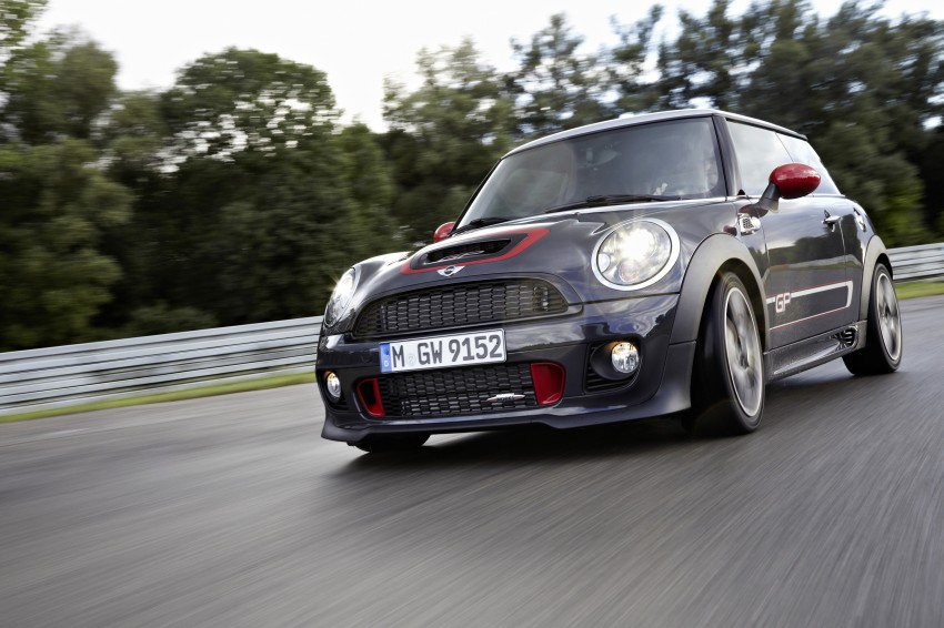 MINI John Cooper Works GP, the fastest MINI ever Image #140930
