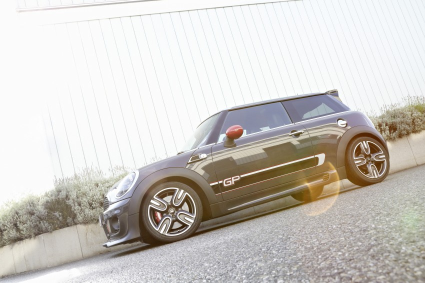 MINI John Cooper Works GP, the fastest MINI ever Image #140939