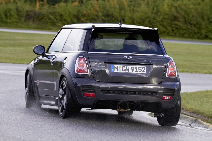 MINI John Cooper Works GP, the fastest MINI ever Image #140948
