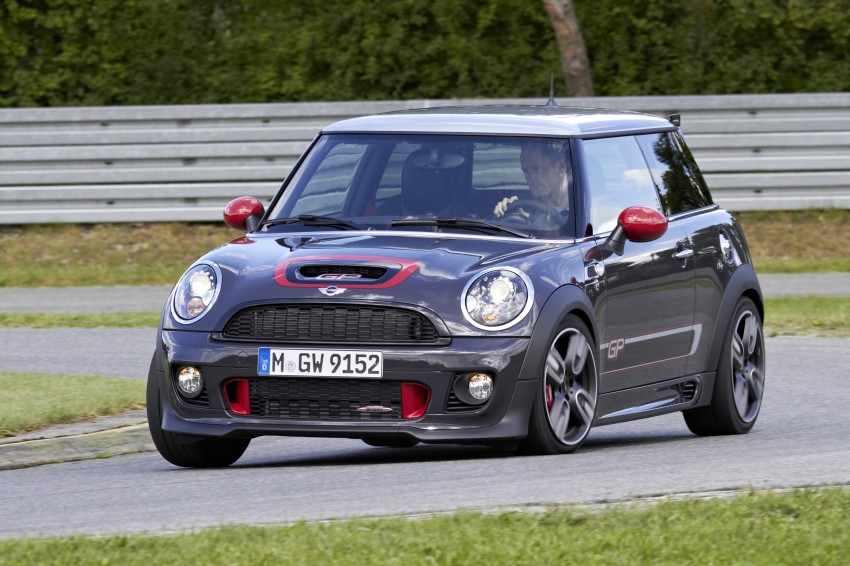 MINI John Cooper Works GP, the fastest MINI ever Image #140954