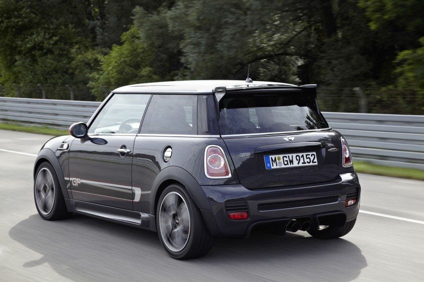 MINI John Cooper Works GP, the fastest MINI ever Image #140983
