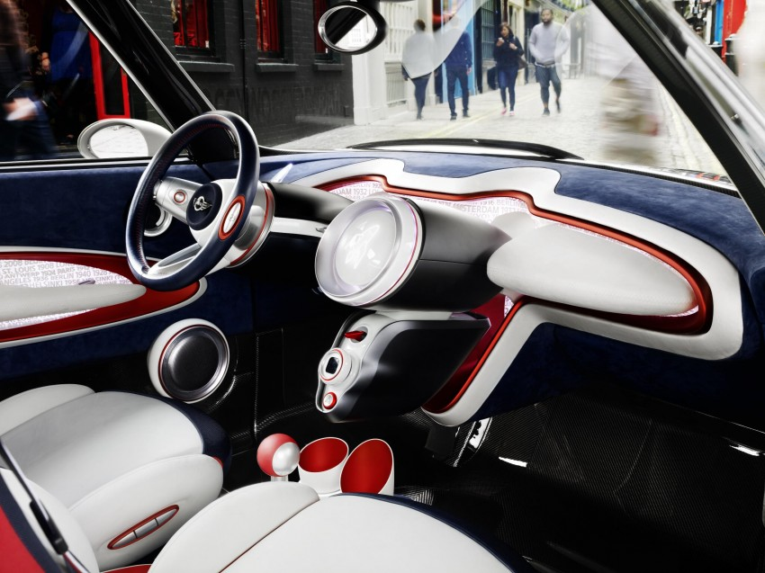 MINI Rocketman Concept gets a new look for Olympics Image #112862