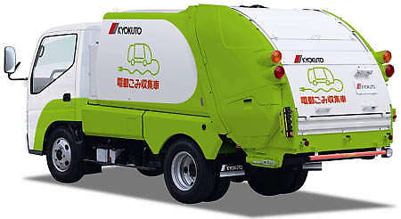 mitsubishi-electric-garbage-truck