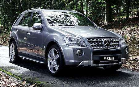 New Mercedes Benz Ml 350 Amg Sports Edition