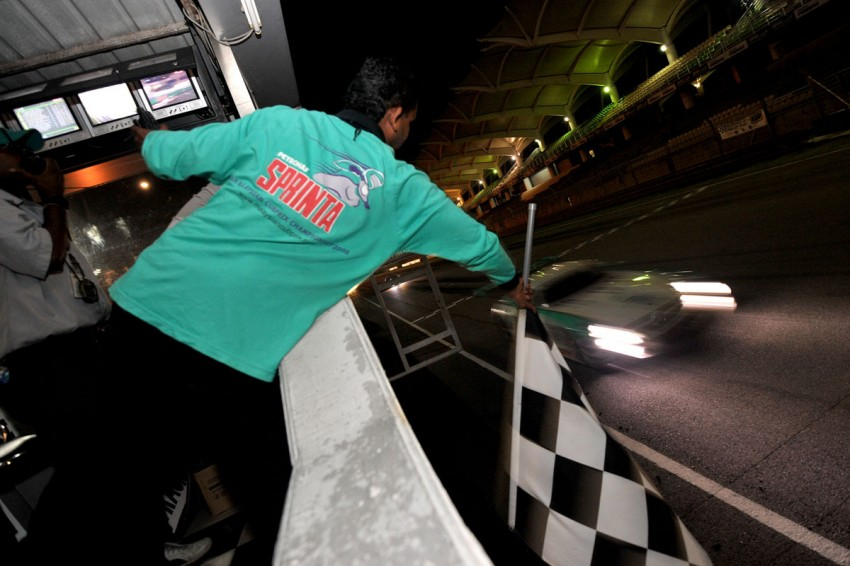 MMER: 1-3 finish for Petronas Syntium Team, Audi second Image #69710