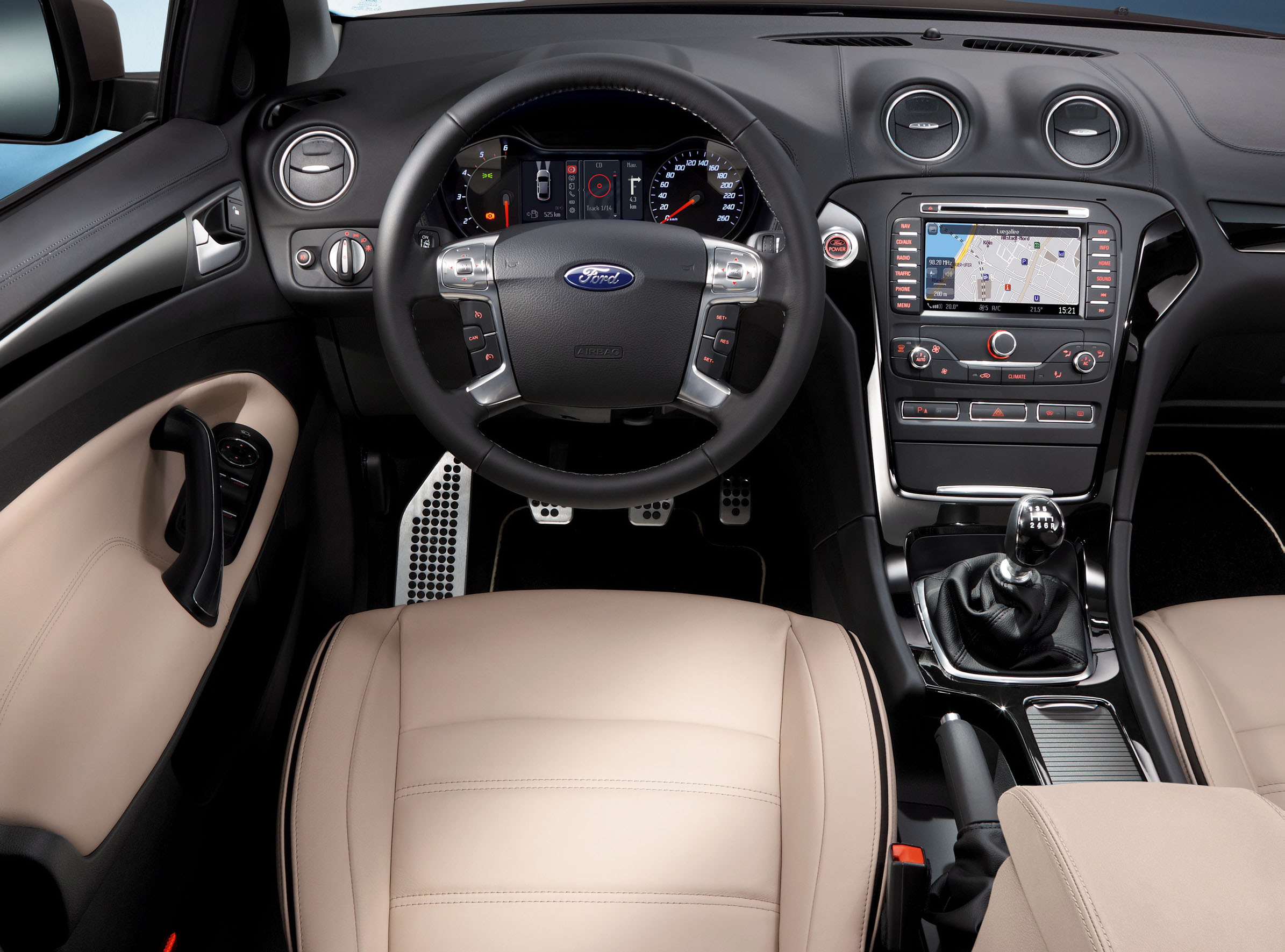 Ford mondeo and s max go 240 ps rm194k and rm199k image for Interior ford mondeo