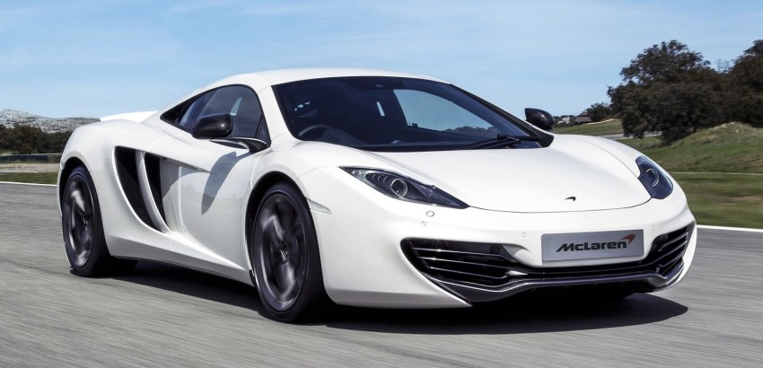 McLaren MP4-12C updated – 25 PS more, faster shifts Image #112365
