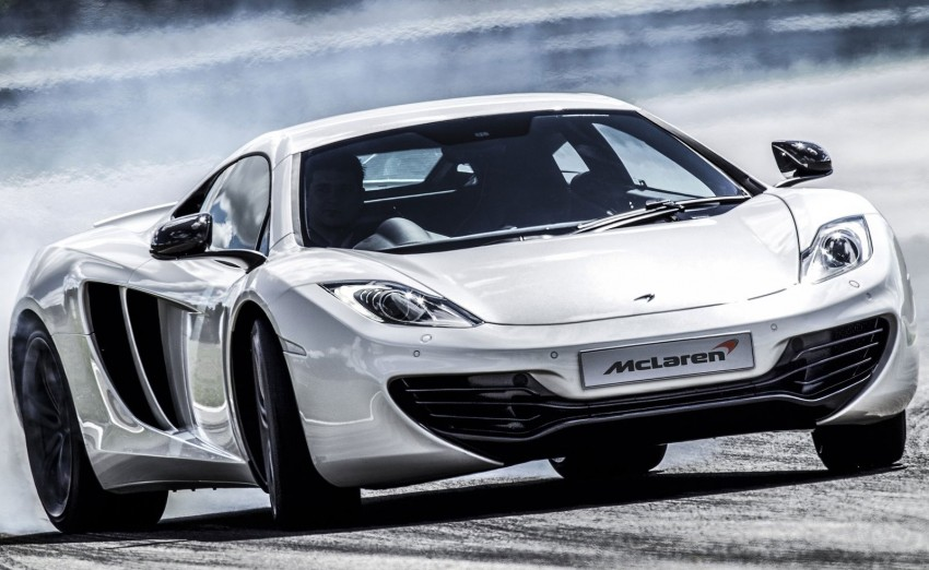 McLaren MP4-12C updated – 25 PS more, faster shifts Image #112367
