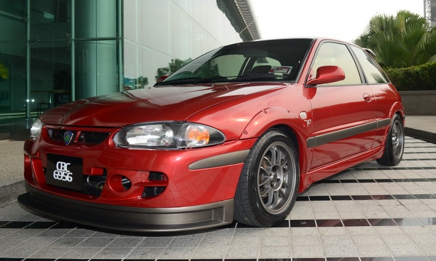 My Proton Makeover – Amirul reunited with his Satria 1.3 Image #106945