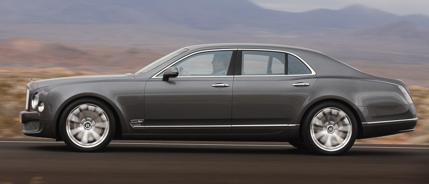 Bentley Mulsanne Mulliner Driving Specification – sporting interpretation set to debut in Geneva Image #89293