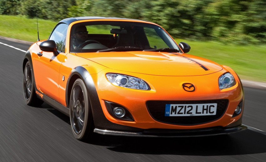 Mazda MX-5 GT Concept: 205 hp of roadster muscle Image #114412