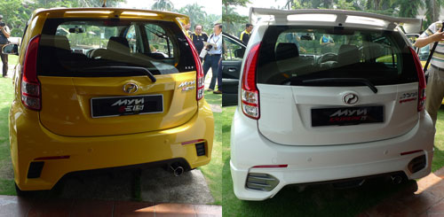 Perodua Myvi SE 1.5 and Extreme Launch and Test Drive Review Image #68851