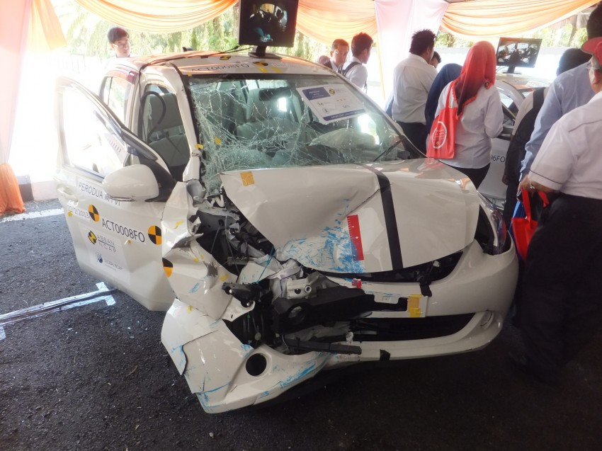 ASEAN NCAP first phase results released for eight models tested – Ford Fiesta and Honda City get 5 stars Image #151945