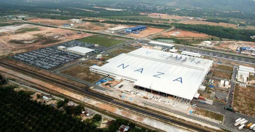 Naza Automotive Manufacturing invests RM30 million for new robotic assembly line to build the Peugeot 408 Image #94486