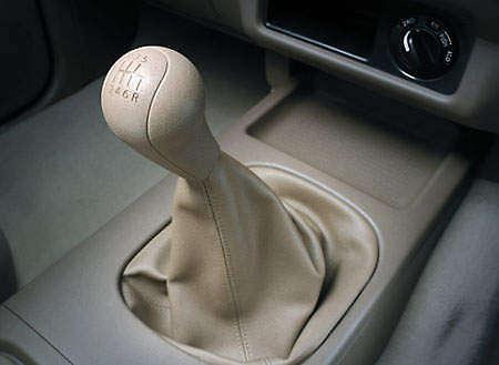 Nissan Navara Manual Gearknob
