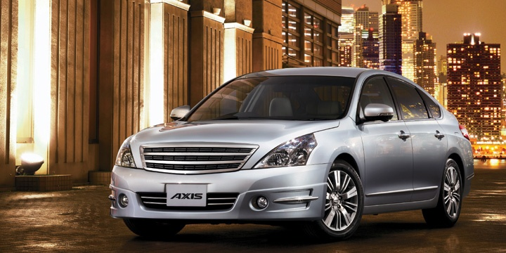 Nissan Teana facelift – small changes for Japan Image #121378