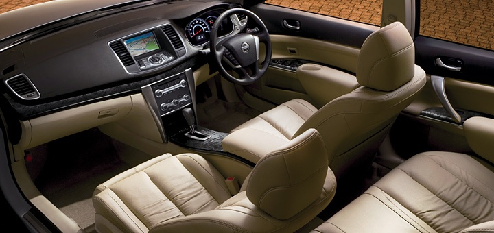 Nissan Teana facelift – small changes for Japan Image #121382