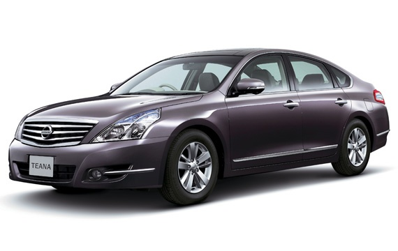 Nissan Teana facelift – small changes for Japan Image #121387