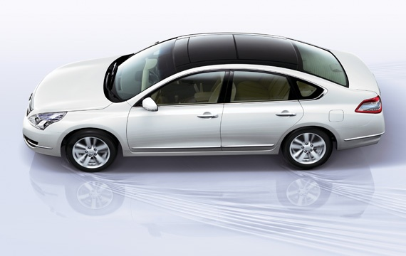 Nissan Teana facelift – small changes for Japan Image #121394