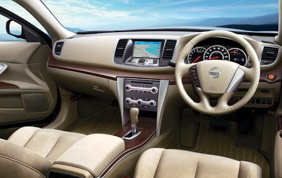 Nissan Teana facelift – small changes for Japan Image #121397