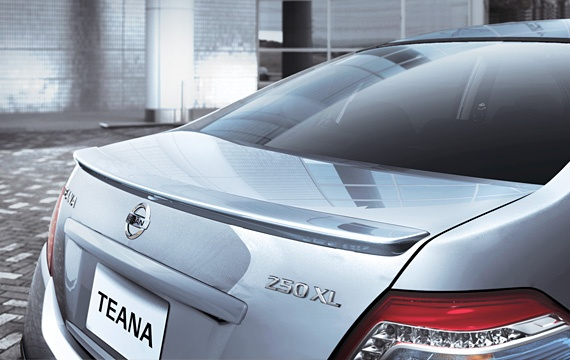 Nissan Teana facelift – small changes for Japan Image #121408