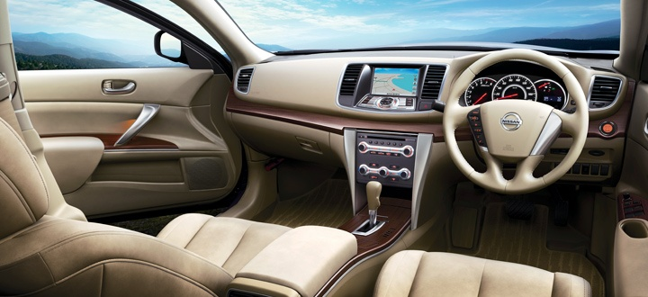 Nissan Teana facelift – small changes for Japan Image #121414
