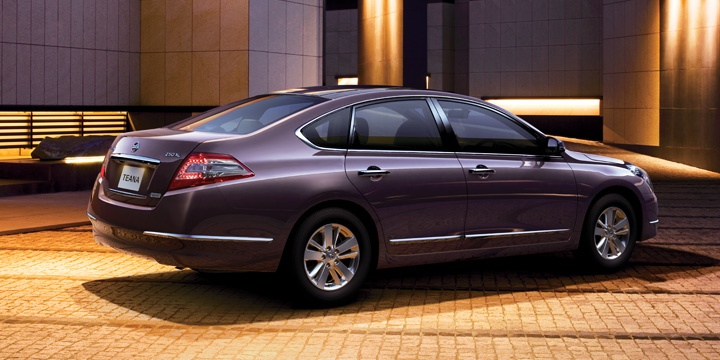 Nissan Teana facelift – small changes for Japan Image #121415