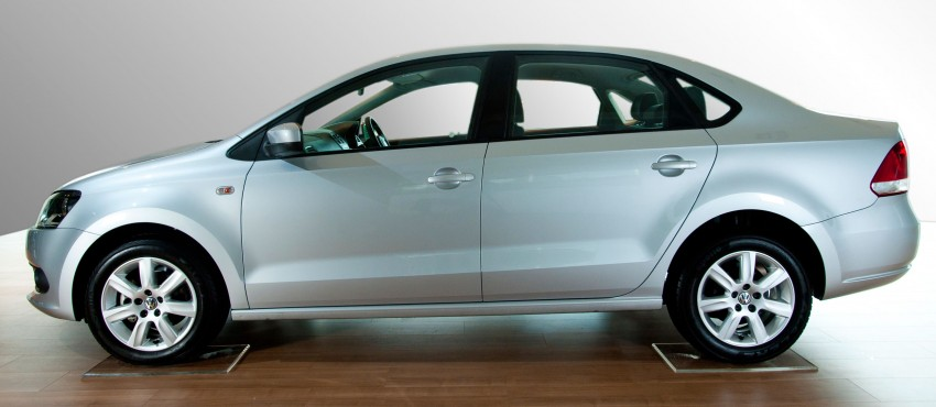 Volkswagen Polo Sedan launched – RM99,888 Image #101742