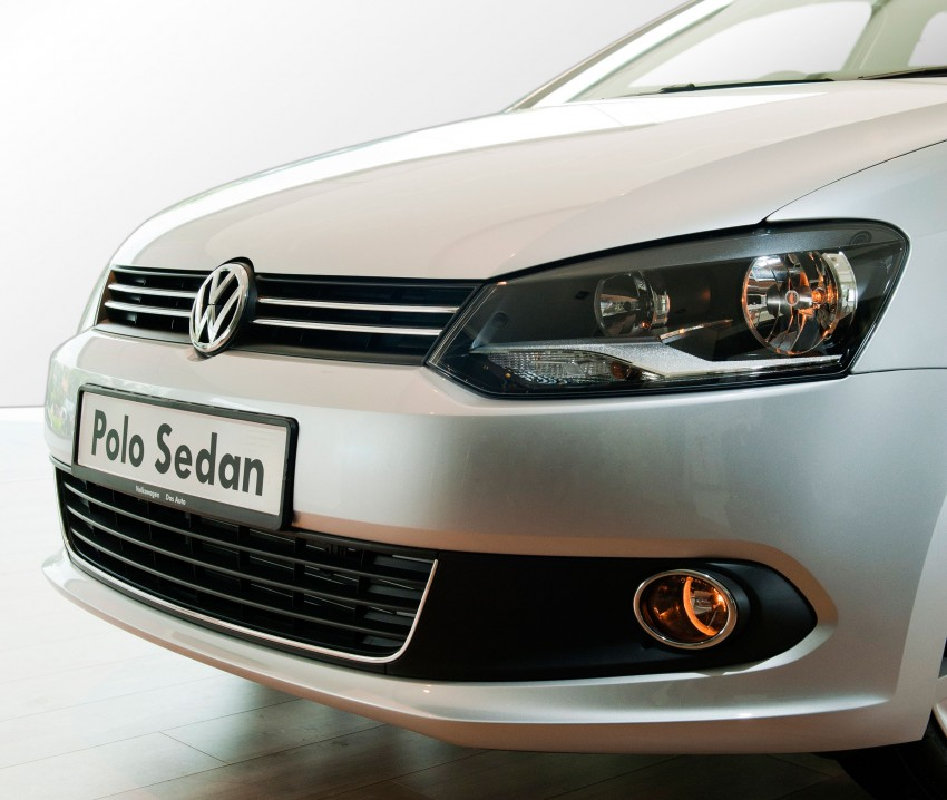 Volkswagen Polo Sedan launched – RM99,888 Image #101747