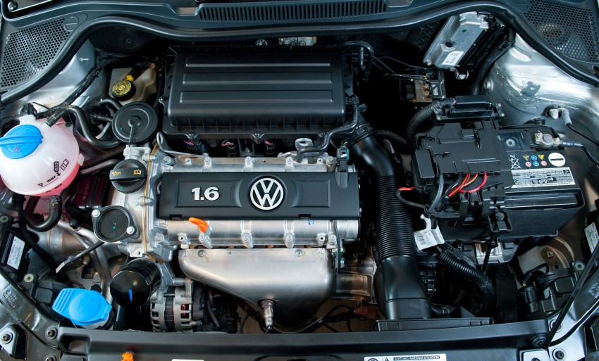 Volkswagen Polo Sedan launched – RM99,888 Image #102048