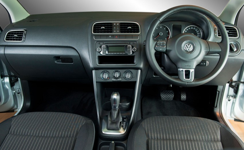 Volkswagen Polo Sedan launched – RM99,888 Image #102051