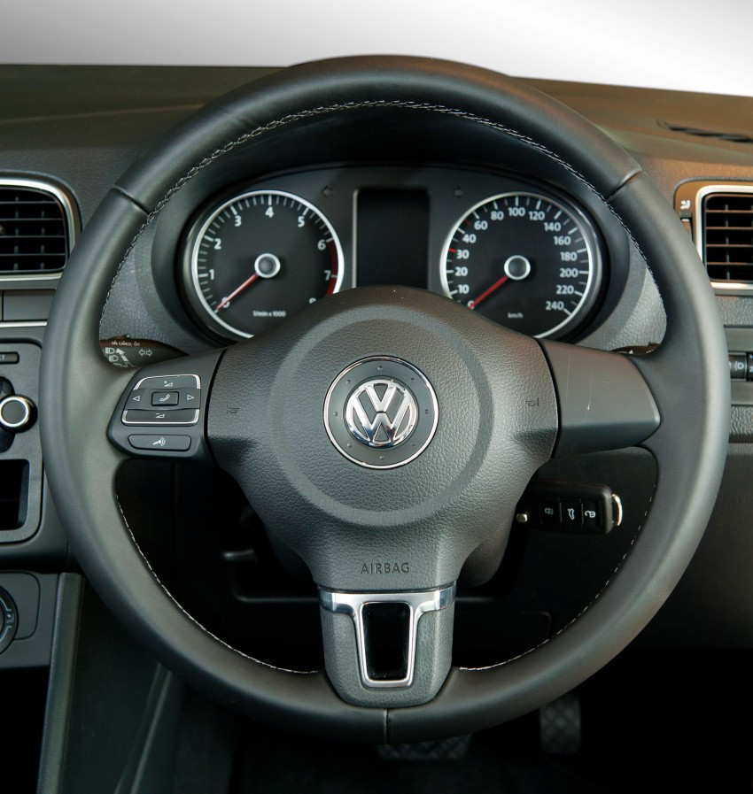 Volkswagen Polo Sedan launched – RM99,888 Image #102056