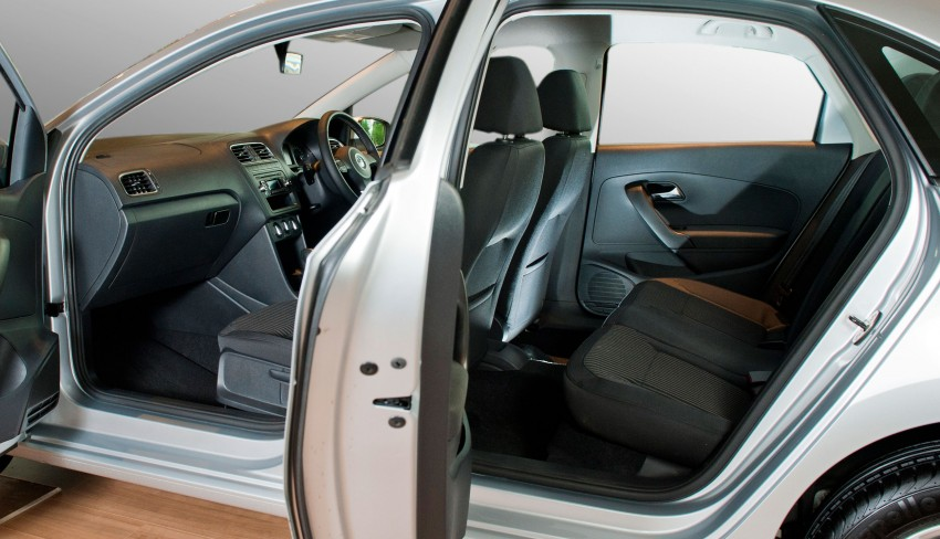 Volkswagen Polo Sedan launched – RM99,888 Image #102057