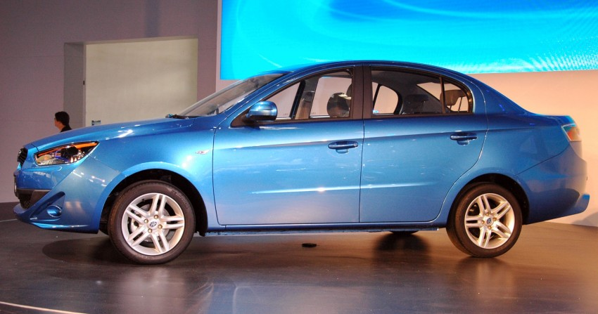 FAW Oley – production vehicle makes Beijing debut Image #102802