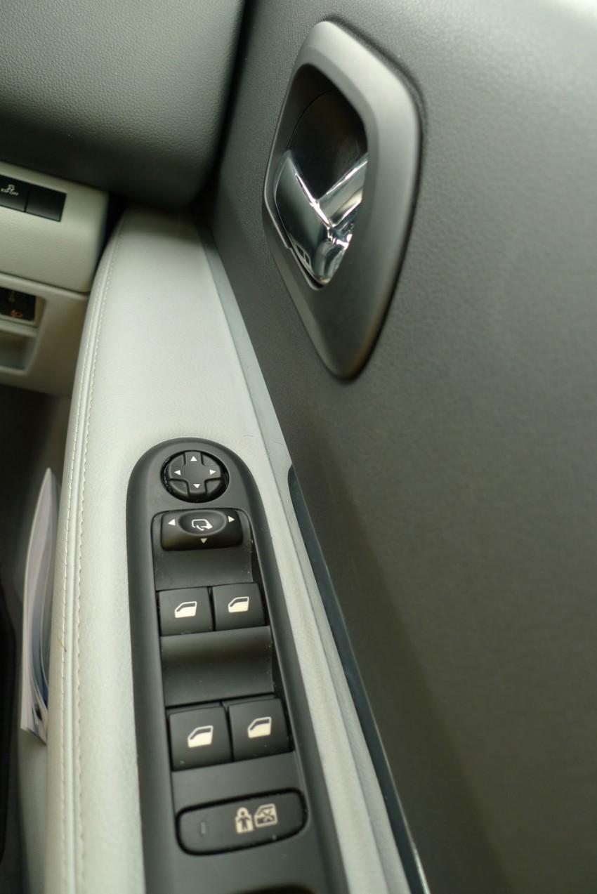 SUV shootout: Mitsubishi ASX vs Nissan X-Trail vs Honda CR-V vs Hyundai Tucson vs Peugeot 3008! Image #154276