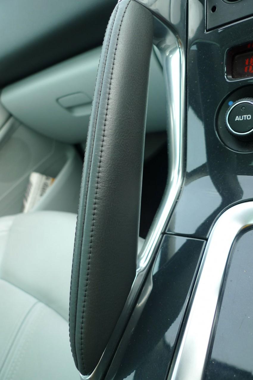 SUV shootout: Mitsubishi ASX vs Nissan X-Trail vs Honda CR-V vs Hyundai Tucson vs Peugeot 3008! Image #80639
