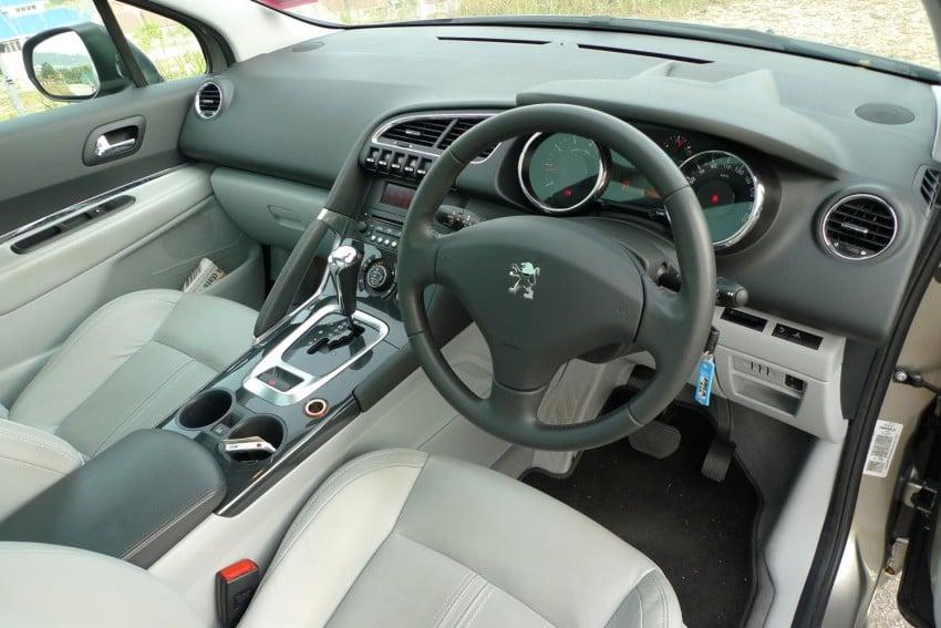 SUV shootout: Mitsubishi ASX vs Nissan X-Trail vs Honda CR-V vs Hyundai Tucson vs Peugeot 3008! Image #80387