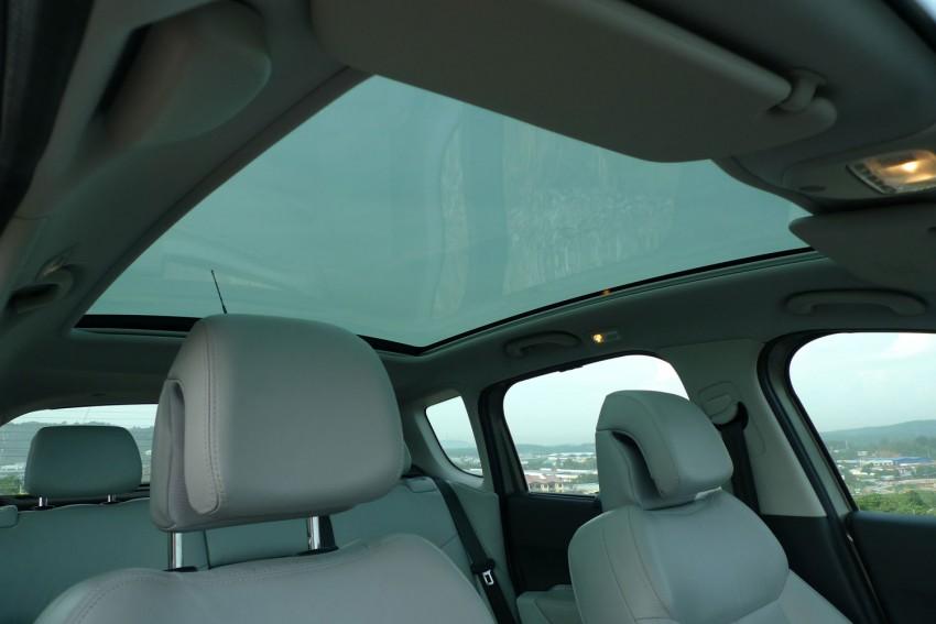 SUV shootout: Mitsubishi ASX vs Nissan X-Trail vs Honda CR-V vs Hyundai Tucson vs Peugeot 3008! Image #80388