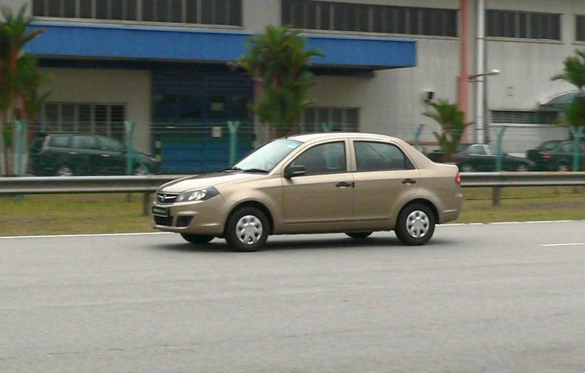 Proton Saga FLX 1.3L – first drive impressions Image #65775