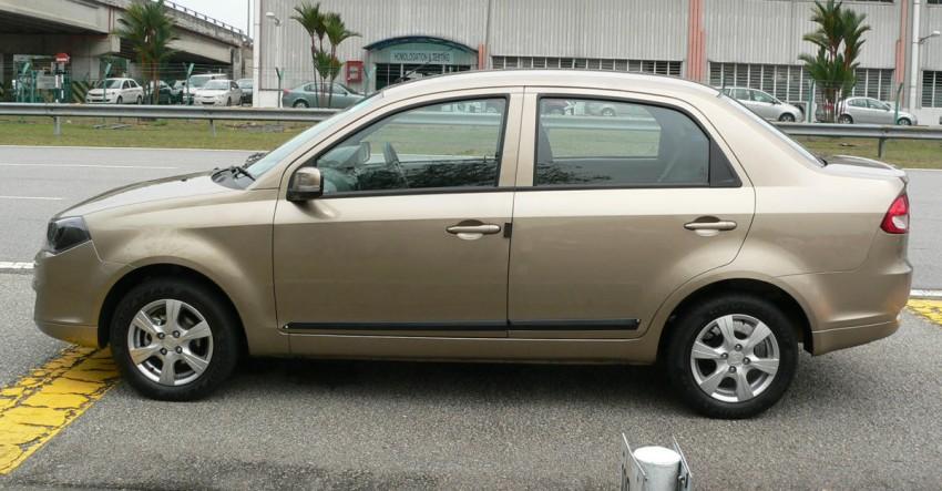 Proton Saga FLX 1.3L – first drive impressions Image #65776