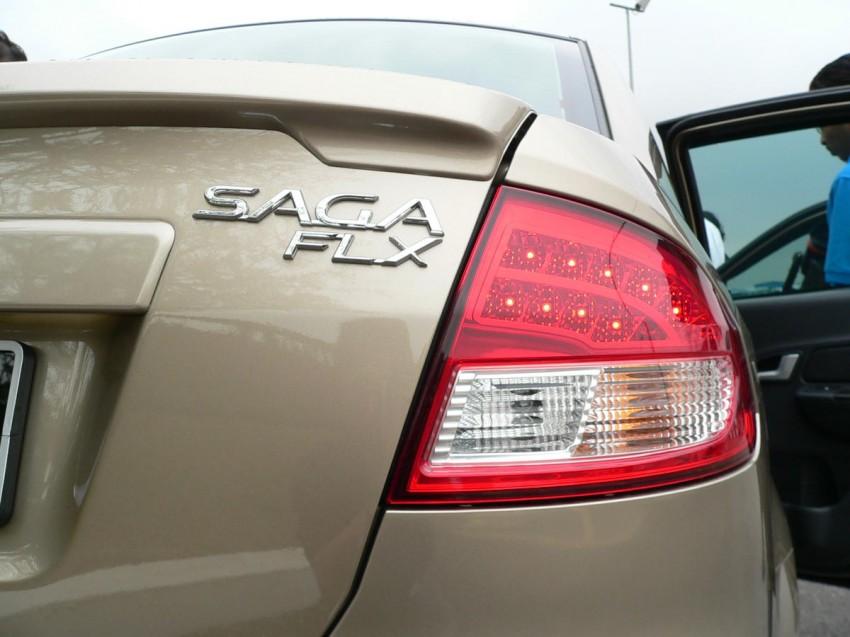 Proton Saga FLX 1.3L – first drive impressions Image #65787