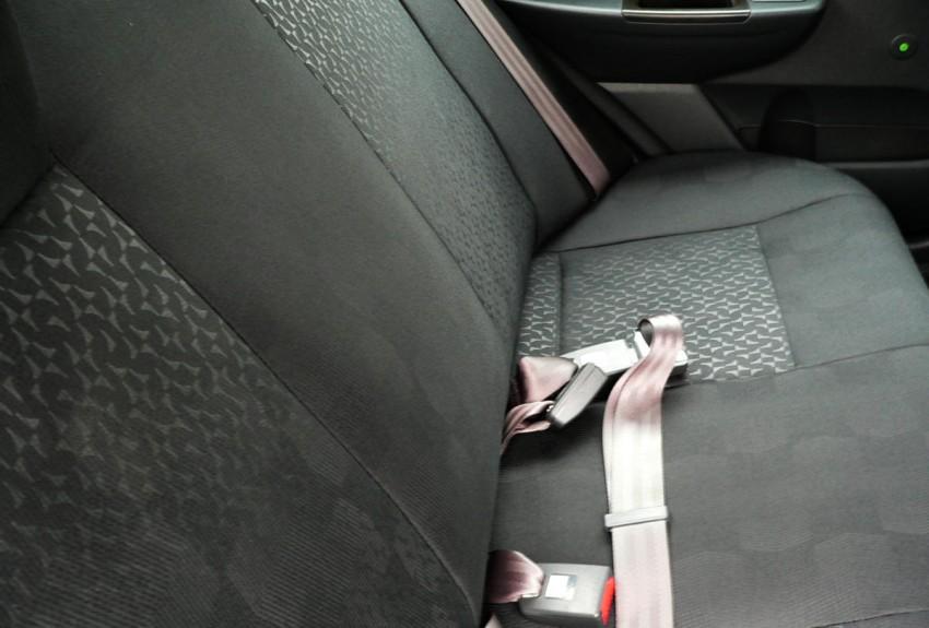 Proton Saga FLX 1.3L – first drive impressions Image #65788