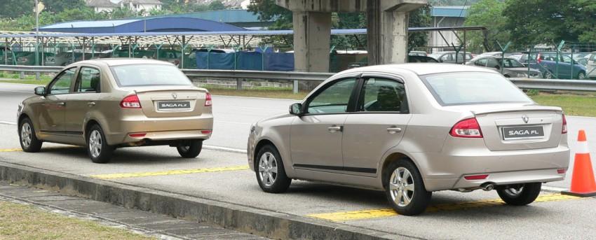Proton Saga FLX 1.3L – first drive impressions Image #65794