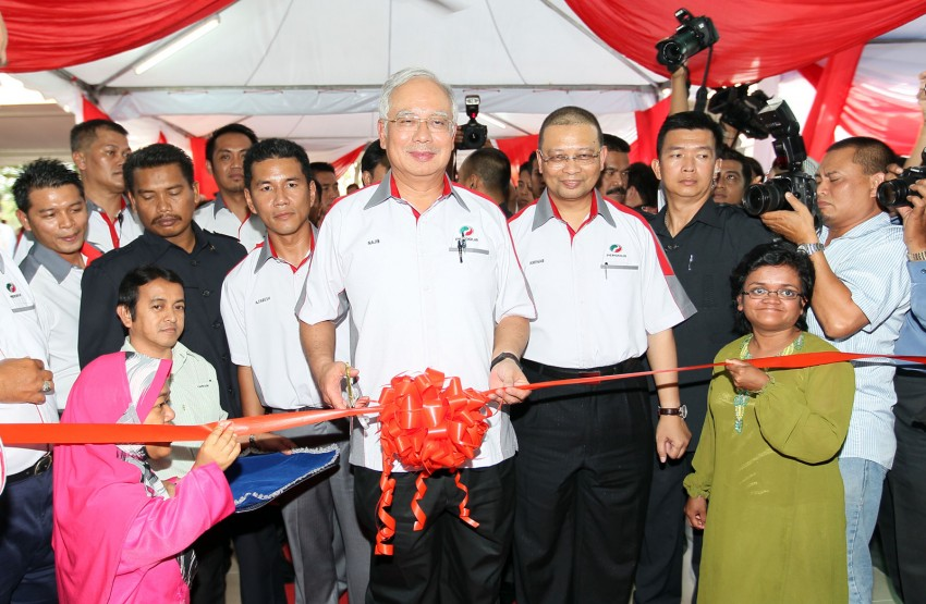 Perodua opens disabled friendly showroom in KL Image #114417